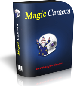 MagicCamera BoxShot - Magic Camera 8 (24 Saat Kampanya)