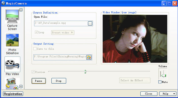 webcam effects, fake webcam, virtual webcam, webcam software, webcam effect, ...